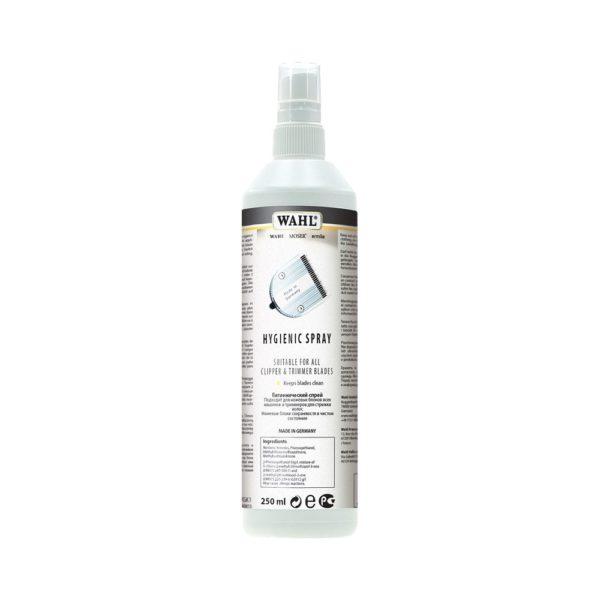 WAHL - MOSER, Spray nettoyant pour têtes de coupe